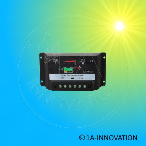 Laderegler 30A 12V / 24V LED 1A-Innovation
