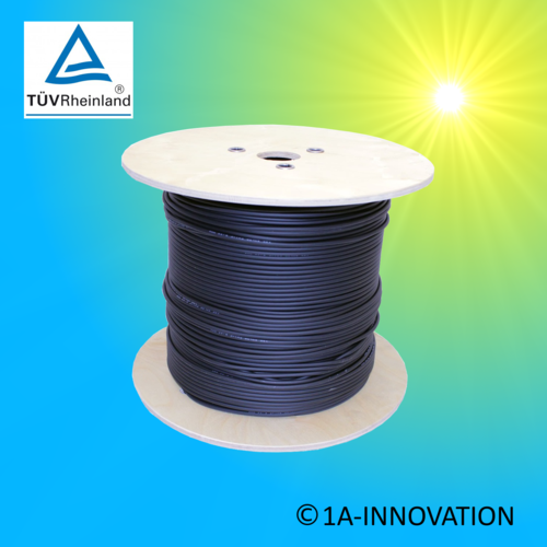 Solarcable KBE 4mm² black - 1A-Innovation