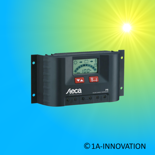 Steca Solar Charge Controller 30A PR 3030 30 Ampere