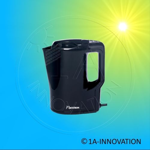 Solar Water boiler black (500 Watt)